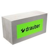 Газосиликатный блок Drauber D600 B3.5 сорт 1