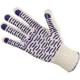 Перчатки трикотажные Волна 4-х нитка