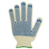Перчатки трикотажные ПВХ 10 класс